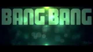 Jessie J - Bang Bang (feat. Ariana Grande & Nicki Minaj) Lyrics Video HD
