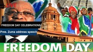Watch Live The proceedings of FreedomDay celebrations in Manguzi uMhlabuyalingan