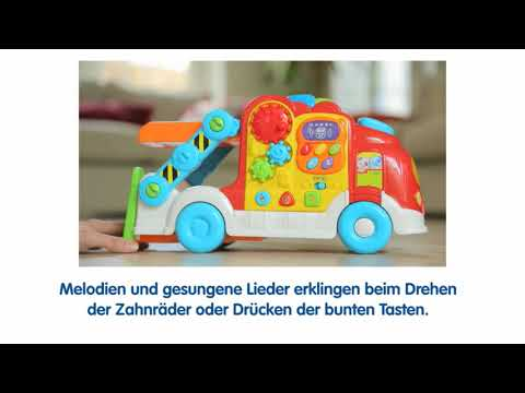 vtech tut tut baby flitzer autotransporter online kaufen. Black Bedroom Furniture Sets. Home Design Ideas