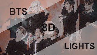 BTS   LIGHTS [8D USE HEADPHONE] 🎧