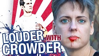 VEGANISM Made Me SICK   Lierre Keith  Crowder   Silly  MEAT EATER  Comments #12