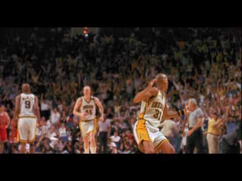 Reggie Miller Game Winner vs Bulls