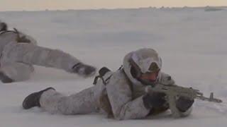 Арктический чеченский спецназ: условный противник побежден