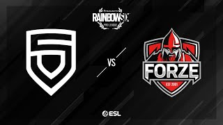 PENTA vs. forZe - Rainbow Six Pro League - Season X - EU - Relegation