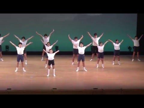 第2回全国小学生ラジオ体操コンクール金賞増田小学校「増田スピリット」