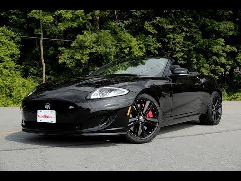 2014 Jaguar XKR - Review