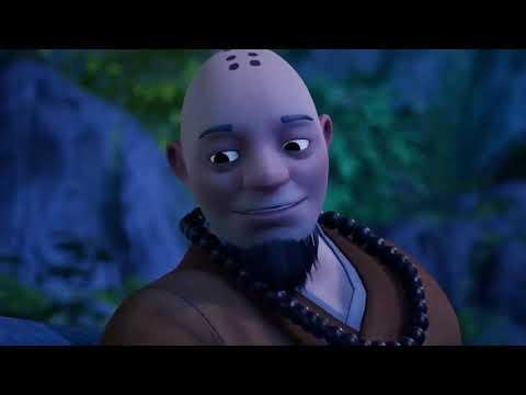 Cô Độc, Phim Hoạt hình Phật Giáo, Pháp Âm HD