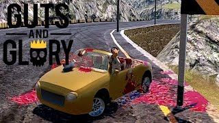GUTS AND GLORY PC - Survival Drifting Challenge! LOL *GoryCras...