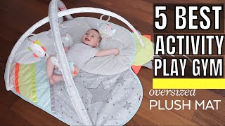 Top 5 Best Activity Play Gym for Babies in 2020