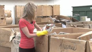 Extreme Couponing: How to find coupons from your Recycling Center!