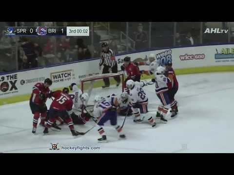 Kieffer Bellows vs. Brady Keeper