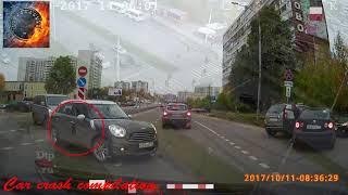 Аварии и ДТП за Октябрь 2017 (18+) Car Crash Compilation №143