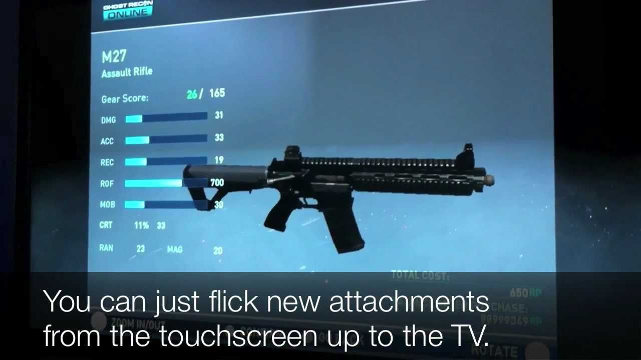 Hands-On With The Wii U's First Third-Person Shooter