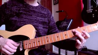 Christmas Time Is Here Jazz Guitar Lesson, from a Charlie Brown Christmas