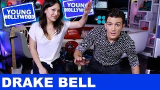 <b>Drake Bell</b> Plays Nickelodeon Trivia