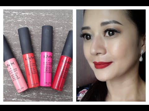 Soft Matte Lip Cream by NYX Professional Makeup #11
