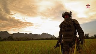Российские саперы спасают Лаос от американских бомб