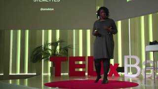 Let's save the world - with girl-led startups | Anne Marie Imafidon | TEDxBarcelonaED