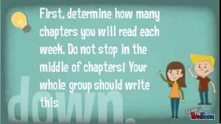 Literature Circles 2014 Introduction