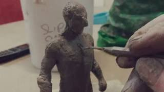The Making of the Birdman Mini Figures Part 1