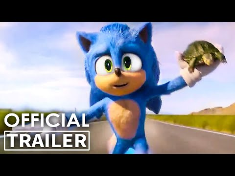 """SONIC THE HEDGEHOG """"Supersonic Turtle"""" Trailer (2020)"""