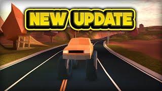NEW WEATHER & FALL UPDATE! (ROBLOX Jailbreak)