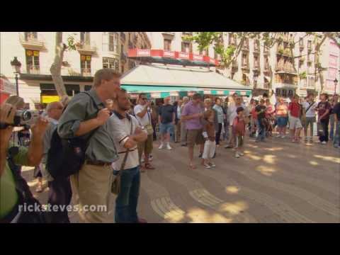 Barcelona, Spain: A Trip Down the Rambla