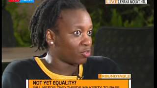 The RoundTable: Gender Equity in Parliament