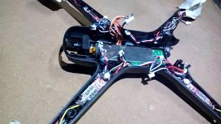 HUBSAN H501S Mk-3 (camera Gimbal Mod)