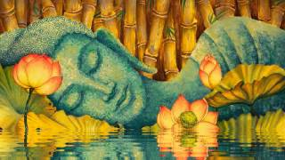 BEST RELAXING BUDDHA MUSIC FOR BUDDHIST - Buddha Gautama, Buddha Art With Meditation Song Playlist