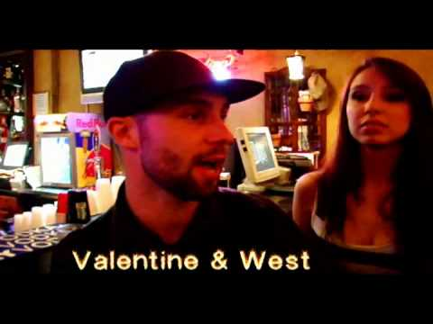 Valentine and West - Gainesville: The Rap to the Future Tour, Day 1