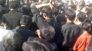 preview picture of video '10 Moharram in Jandiala Sher Khan 2013, Part, 2'