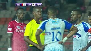 Simba yaupiga mwingi na kuilamba Azam 2-0 robo fainali ASFC - Tazama highlights
