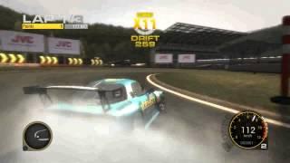 Jogo Race Driver GRID™ - Drift - Downhill Drift
