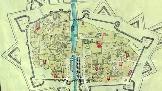 preview picture of video 'Narbonne, Aude, Languedoc-Roussillon, France, Europe'