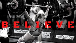 BELIEVE IS THE KEY OF SUCCESS  MOTIVATIONAL WORKOUT VIDEO 2020   CROSSFIT MOTIVATION