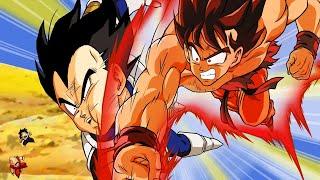 Goku Vs Vegeta Power Levels - Dragon Ball Z/Super HD