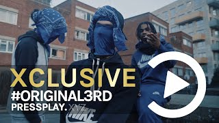 #Original3rd Kavelly X Stretch X Toptier - Welcome 2 South Acton (Music Video) | Prod. Zenith x LK
