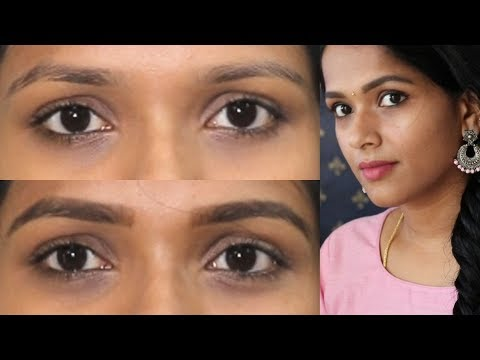 How to make up your eyebrows!! Like a Professional..