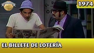 El Chavo | El billete de lotería (Completo)