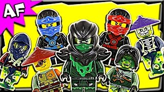 Lego Ninjago Minifigures GHOST ARMY 2015 Summer Collection