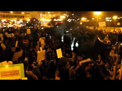 Occupy Chicago Protests Mental Health Closures