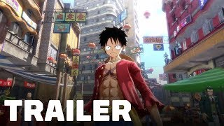 One Piece World Seeker Xbox One Standard - Mídia Digital