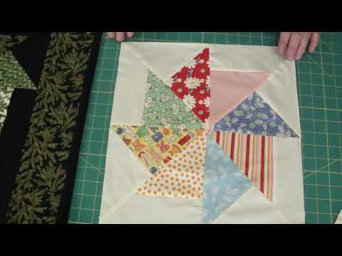 Stack And Whack Quilt Using Turnovers
