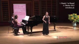 Duo 61, Sayaka Yoshida, Sopran / Eva-Maria Weinreich, Klavier