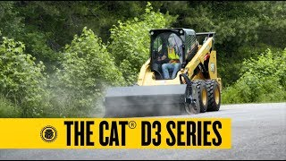 Cat® D Series/D2 Series Skid Steer Loaders, Multi Terrain Loaders and Compact Track Loaders at Work