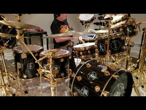 Rush - YYZ (Drum Cover Redux)
