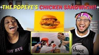 """SML Movie """"Black Yoshi's Chicken Sandwich!"""" REACTION!!"""