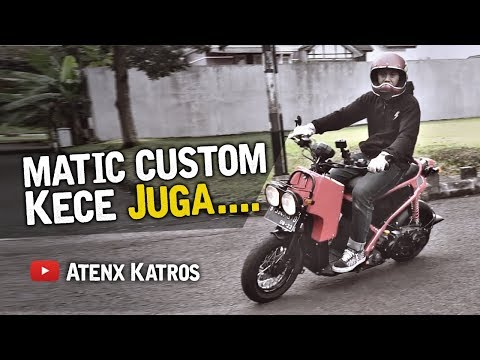 Matic Custom I Ruckus Rasa Suzuki Spin [Garage Vlog] Mp3