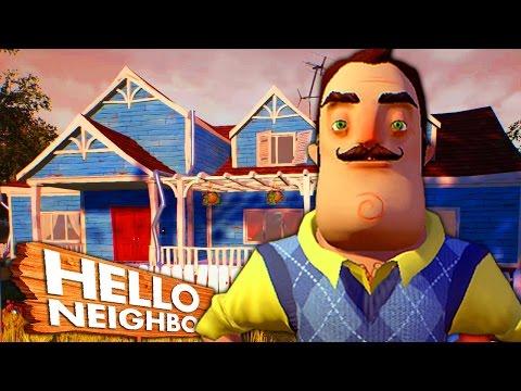 СОСЕД ПРОКАЧАЛСЯ! НОВЫЙ ДОМ! ► Hello Neighbor Alpha 2  7 